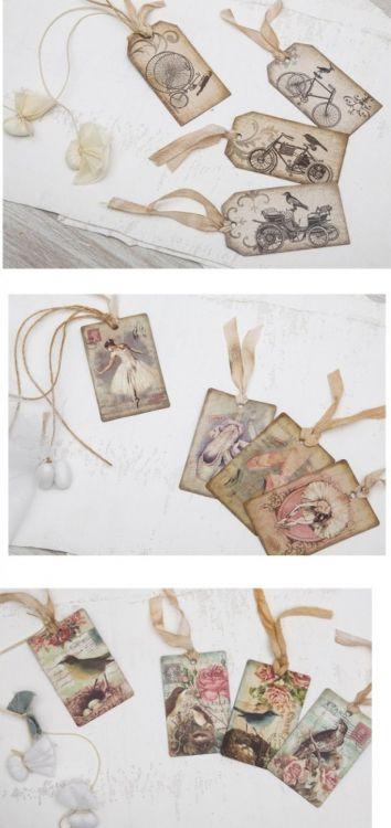 vintage μπομπονιέρες μαγνητάκια