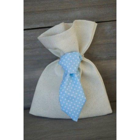 Πουγκάκι με γραβάτα