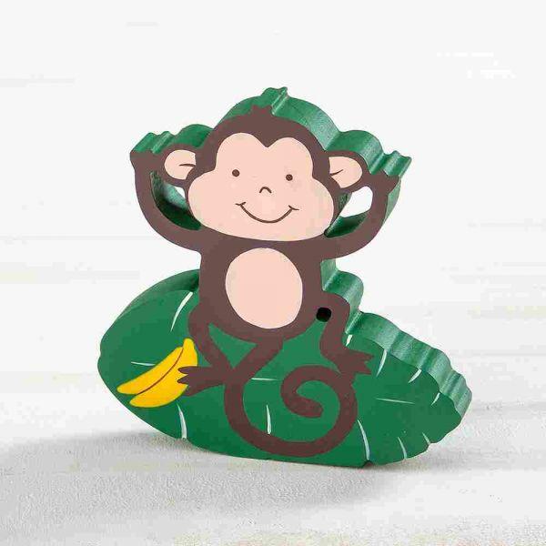 Ξύλινο Διακοσμητικό Μαϊμού.