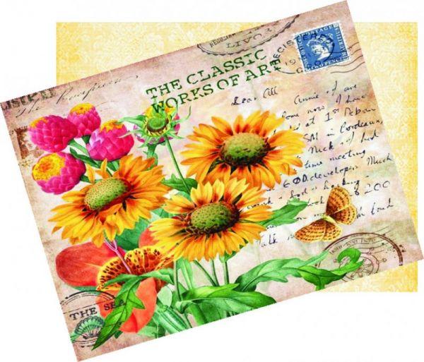 προσκλητήρια post card
