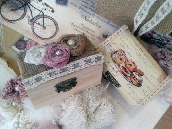 ξύλινο κουτί σεντούκι μπομπονιέρα ΠΡΟΣΦΟΡΑ από 1,80