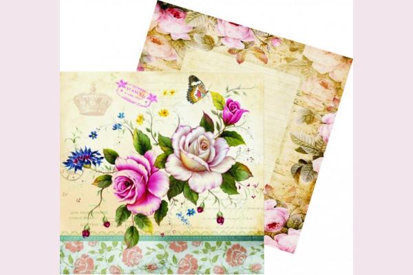 vintage post card προσκλητήρια