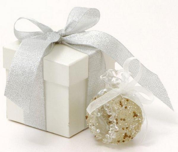 μπομπονιέρα γάμου πολυτελείας ρόδι με δικό του κουτί