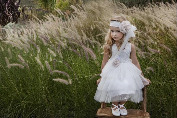 121.109.5970 Φόρεμα βάπτισης Baby Bloom