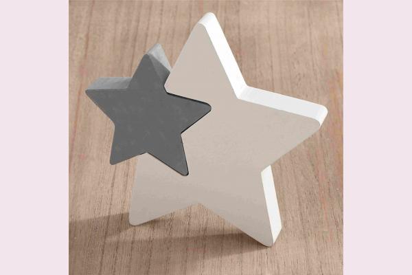 Ξύλινο Διακοσμητικό Αστέρι.