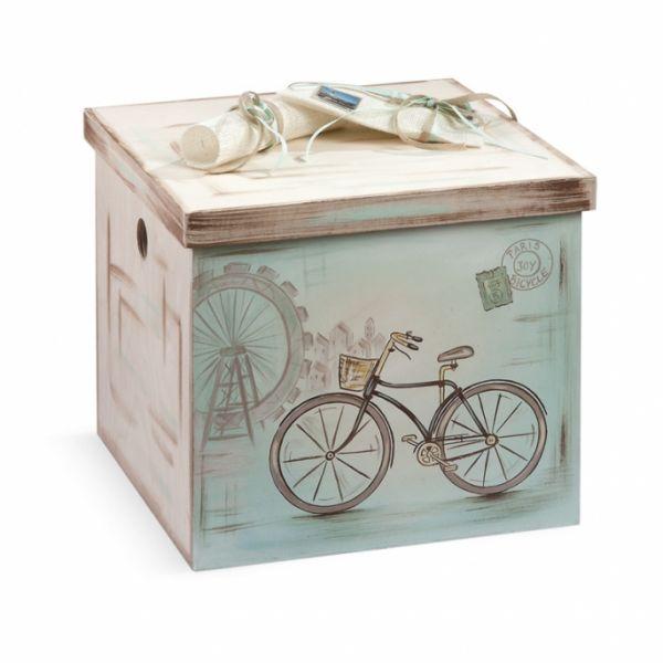 Κουτί Βάπτισης Ποδήλατο