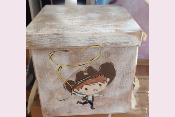 κουτί cowboy