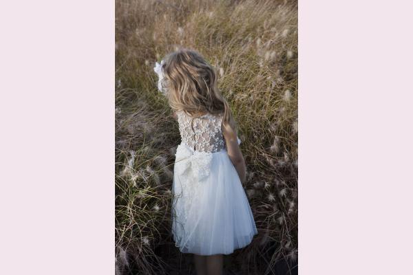 121.104.5970 φόρεμα βάπτισης Baby Bloom