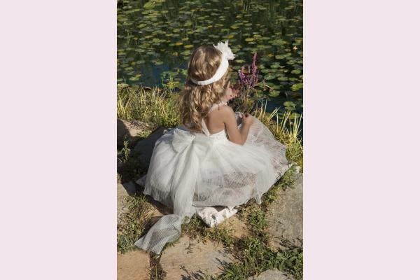 121.110.5970 Φόρεμα βάπτισης Baby Bloom