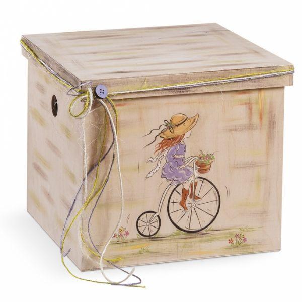 Κουτί Βάπτισης vintage SARAH KAY