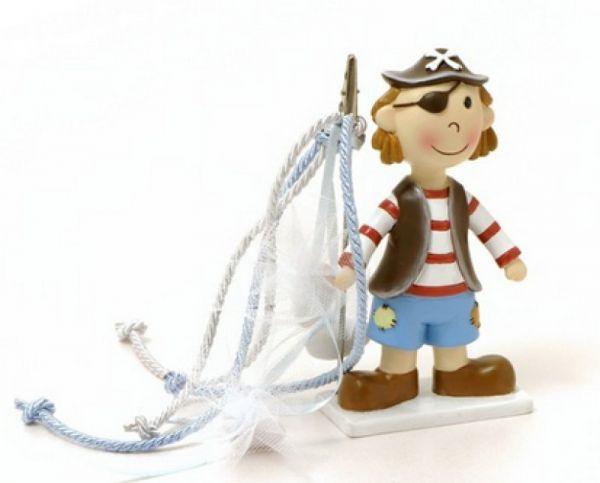 μπομπονιέρα πειρατής τσιμπιδάκι