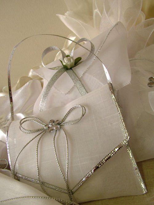 Μπομπονιέρα γάμου τσαντάκι - φάκελος