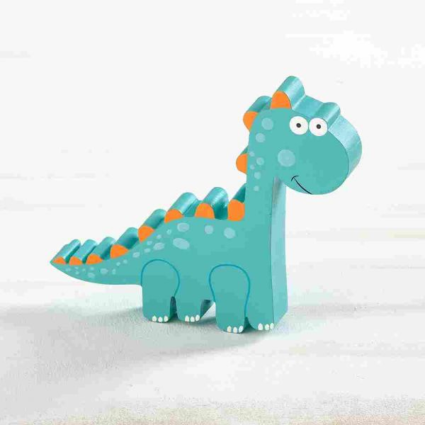 Ξύλινο Διακοσμητικό Δεινόσαυρος.