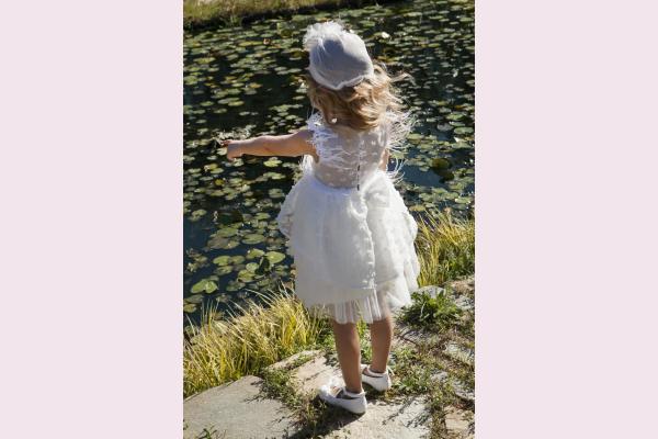 121.105.6970 Φόρεμα βάπτισης Baby Bloom