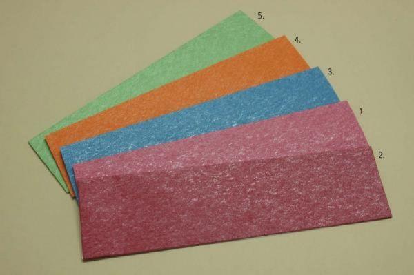 στενός φάκελος για προσκλητήριο βάπτισης έντονα χρώματα μοντέρνο σχέδιο καλούπι 15 μέγεθος 28X7/040 χαρτί NATURE