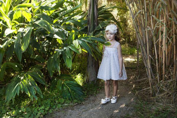 121.106.6580 Φόρεμα βάπτισης Baby Bloom