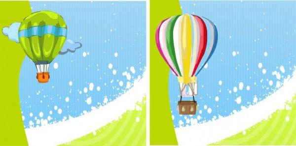 προσκλητήρια αερόστατα